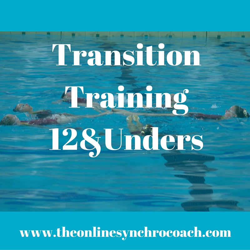 Tips for coaching12&Unders